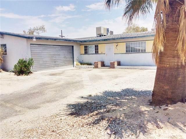 5931 Rose Ellen Avenue, 29 Palms, CA 92277 (#JT21154316) :: Solis Team Real Estate