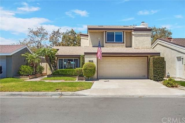 2420 N Millstream Lane, Orange, CA 92865 (#OC21166040) :: Wannebo Real Estate Group