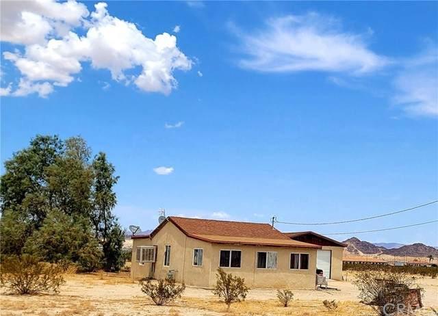 73542 Didsbury Drive, 29 Palms, CA 92277 (#JT21168660) :: Solis Team Real Estate