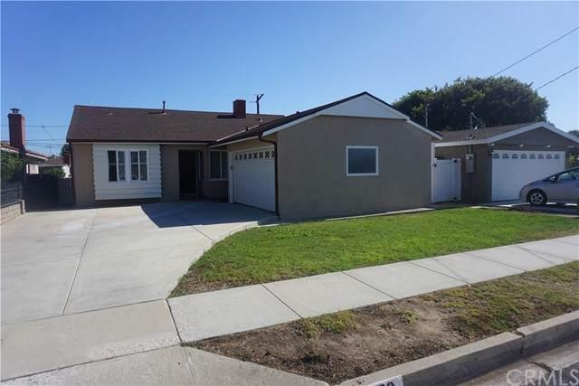 3770 W 171st Street, Torrance, CA 90504 (#SB21171807) :: Solis Team Real Estate
