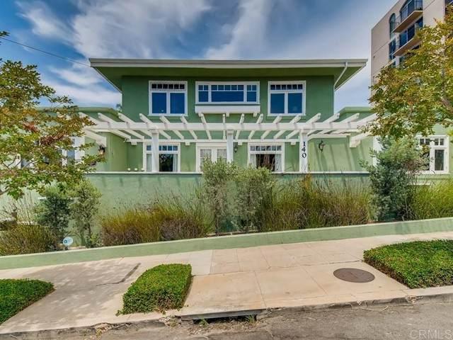 140 W Thorn Street, San Diego, CA 92103 (#NDP2109156) :: Solis Team Real Estate