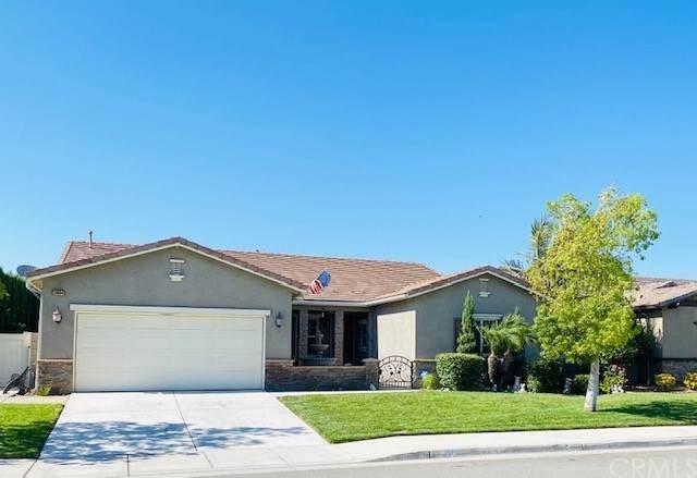 14894 Murwood Lane, Eastvale, CA 92880 (#TR21172398) :: Wannebo Real Estate Group