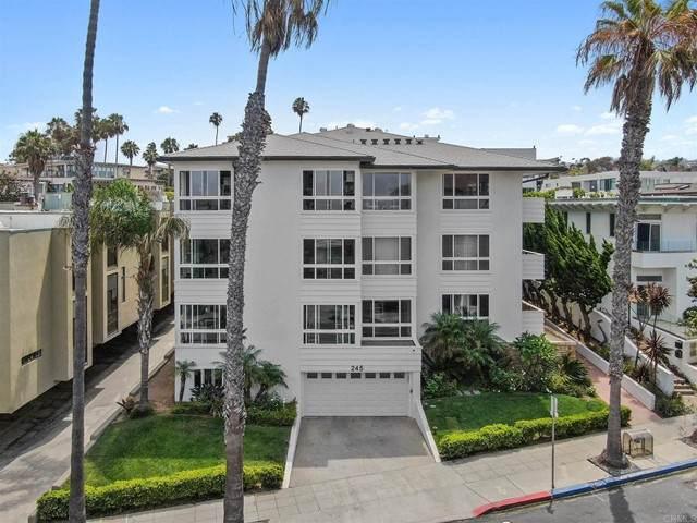 245 Coast Boulevard D2, La Jolla, CA 92037 (#NDP2109161) :: SD Luxe Group