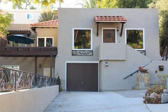1504 Glenwood Drive, San Diego, CA 92103 (#NDP2109310) :: The Todd Team Realtors
