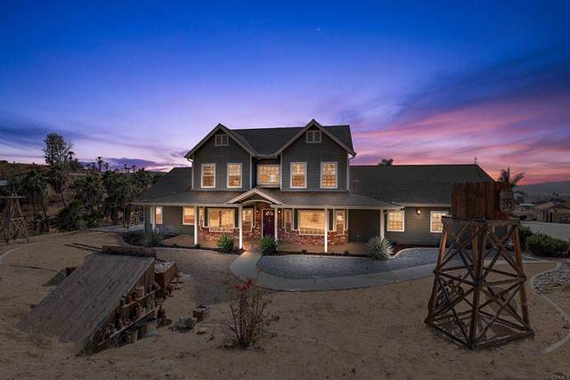 31682 Wrightwood Rd. Road, Bonsall, CA 92003 (#NDP2109617) :: The Marelly Group | Sentry Residential