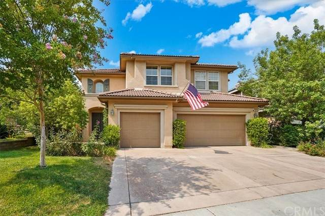 21621 Glen Canyon Place, Saugus, CA 91390 (#PW21181891) :: Solis Team Real Estate
