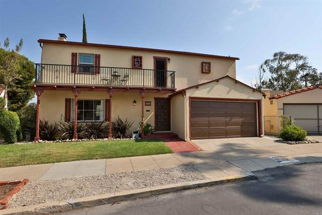 4543 E Talmadge Drive, San Diego, CA 92116 (#NDP2109720) :: Windermere Homes & Estates
