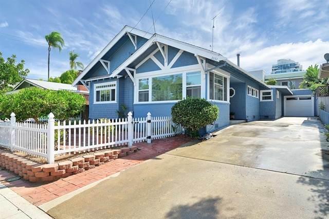 3051 Second Avenue, San Diego, CA 92103 (#PTP2105932) :: Solis Team Real Estate