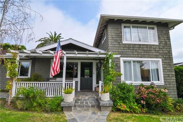 381 Agate Street, Laguna Beach, CA 92651 (#LG21184032) :: COMPASS