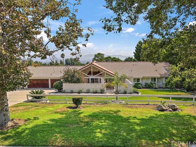 10761 Hillside Road, Rancho Cucamonga, CA 91737 (#CV21184428) :: Keller Williams - Triolo Realty Group
