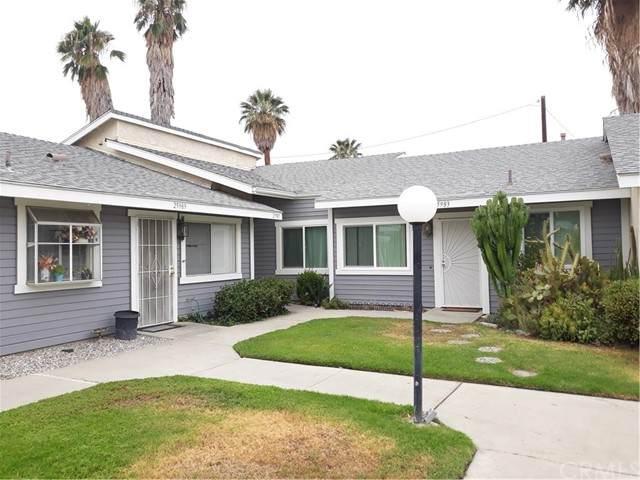 25987 Baylor Way, Hemet, CA 92544 (#SW21185441) :: Wannebo Real Estate Group