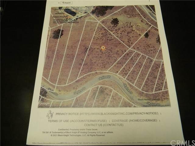 0 Skyline Dr, Lake Elsinore, CA 92530 (#SW21186331) :: Solis Team Real Estate