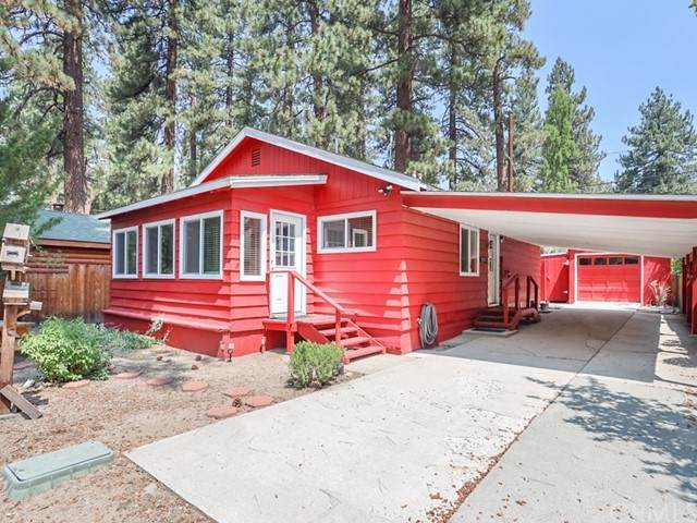 39160 Rim Of The World Drive, Big Bear, CA 92333 (#PS21187209) :: Solis Team Real Estate