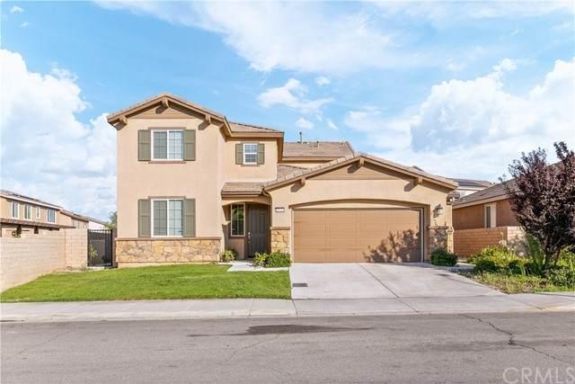 18011 Deerberry Way, San Bernardino, CA 92407 (#CV21181815) :: Rubino Real Estate