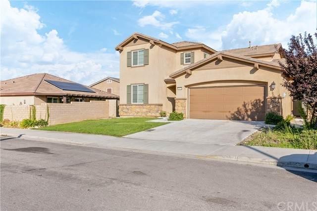 18011 Deerberry Way, San Bernardino, CA 92407 (#CV21181815) :: Windermere Homes & Estates