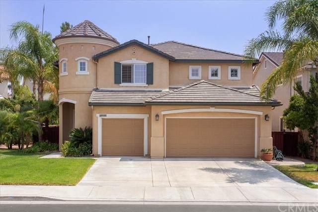 45182 Key Circle, Temecula, CA 92592 (#SW21189081) :: Windermere Homes & Estates