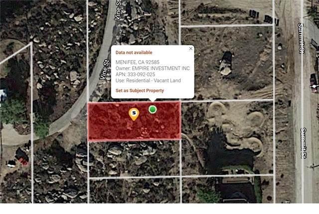 1 Vine St, Menifee, CA 92585 (#PW21189664) :: PURE Real Estate Group