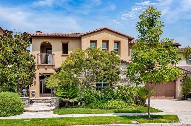 35 Antique Rose, Irvine, CA 92620 (#OC21188791) :: Wannebo Real Estate Group