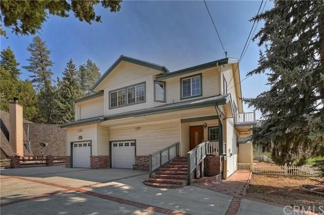 43095 Moonridge Road, Big Bear, CA 92315 (#EV21189799) :: Carrie Filla & Associates