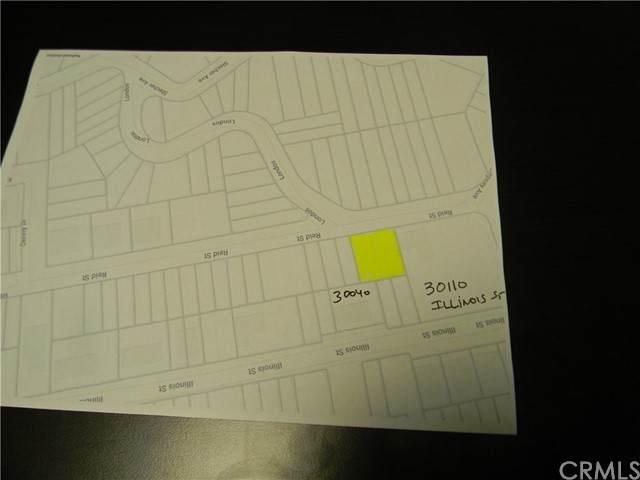 0 Reid Street, Lake Elsinore, CA 92530 (#SW21190179) :: Solis Team Real Estate