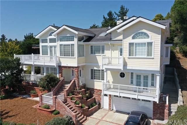 2242 Madison Street, Cambria, CA 93428 (#SC21133994) :: Rubino Real Estate