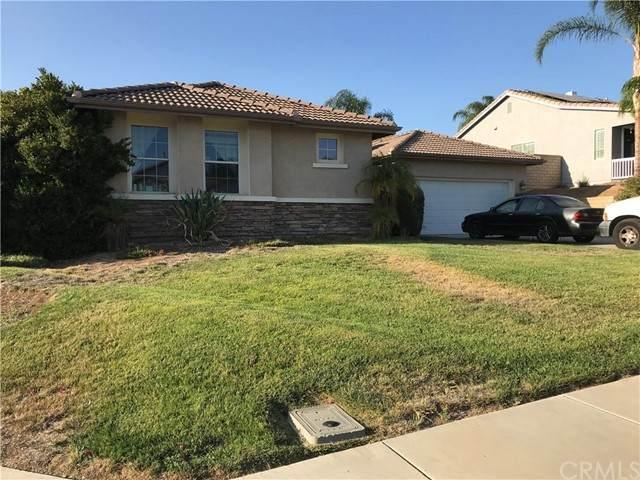 27656 Brookshire Circle, Menifee, CA 92585 (#SW21193012) :: American Dreams Real Estate