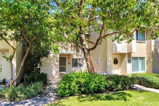 26 Silverwood #12, Irvine, CA 92604 (#LG21189066) :: Wannebo Real Estate Group