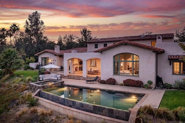 7052 La Palma, Rancho Santa Fe, CA 92067 (#NDP2110213) :: Windermere Homes & Estates