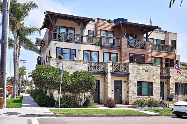 215 2nd Street #103, Encinitas, CA 92024 (#NDP2110216) :: Solis Team Real Estate