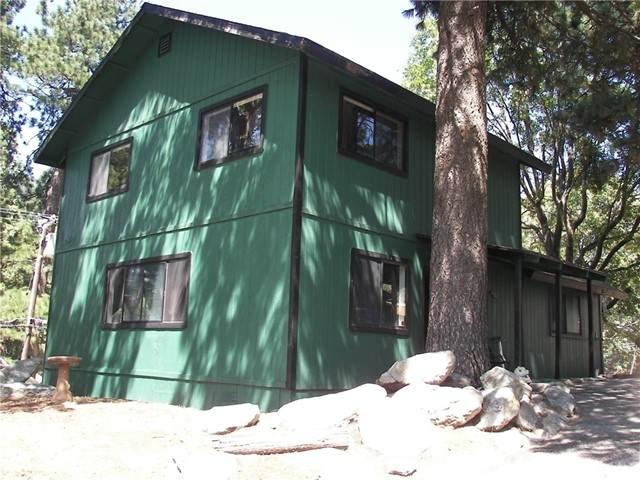 21850 Sawpit Canyon Road, Cedar Pines Park, CA 92322 (#EV21194708) :: Windermere Homes & Estates