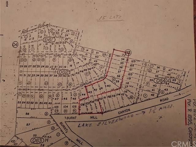 0 Burnt Mill Road, Cedar Pines Park, CA 92322 (#CV21191648) :: Windermere Homes & Estates