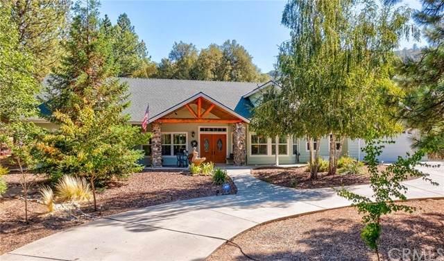 39367 Pine Ridge Road, Oakhurst, CA 93644 (#FR21195700) :: Windermere Homes & Estates