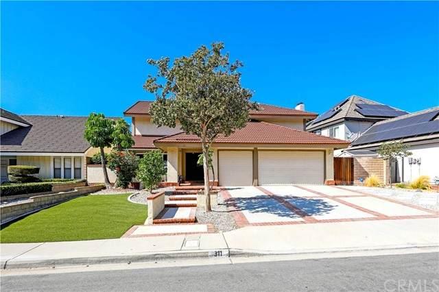 311 S Avenida Margarita, Anaheim Hills, CA 92807 (#NP21195621) :: SD Luxe Group