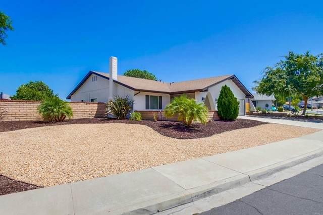 2085 Estela Drive, El Cajon, CA 92020 (#PTP2106311) :: Carrie Filla & Associates