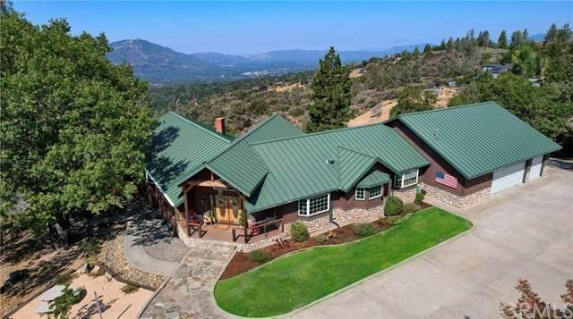 39215 Skyline Drive, Oakhurst, CA 93644 (#FR21196238) :: Windermere Homes & Estates