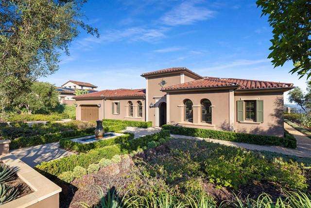 8911 Via Rancho Cielo, Rancho Santa Fe, CA 92067 (#NDP2110372) :: Windermere Homes & Estates