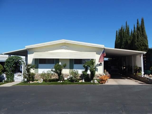 1219 E Barham Drive #75, San Marcos, CA 92078 (#NDP2110375) :: COMPASS