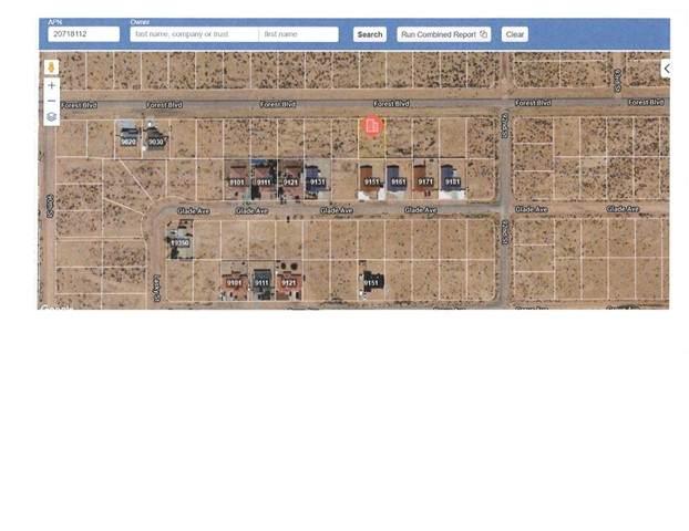 0 Forest, California City, CA 93505 (#CV21196872) :: Windermere Homes & Estates