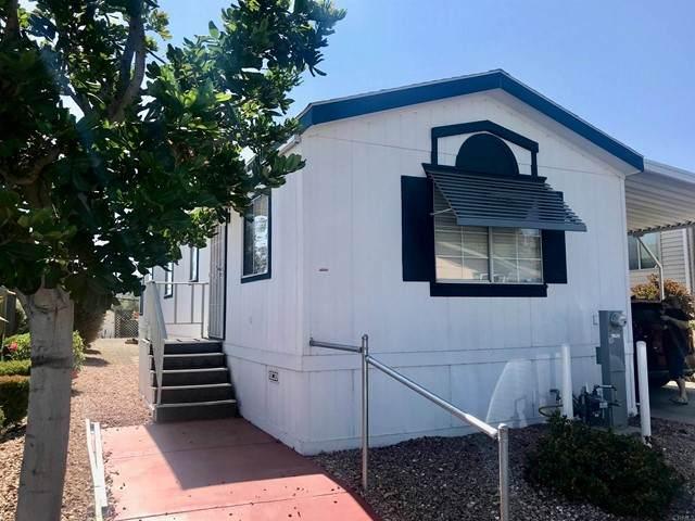 525 W El Norte Parkway #192, Escondido, CA 92026 (#NDP2110411) :: Solis Team Real Estate