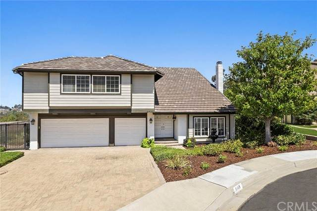 6465 E Stonebridge Lane, Anaheim Hills, CA 92807 (#PW21195978) :: SD Luxe Group