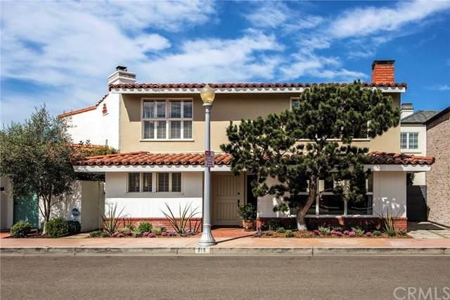 215 Via Genoa, Newport Beach, CA 92663 (#NP21194741) :: SD Luxe Group