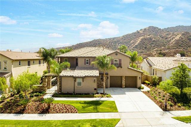 8363 Sunset Rose Drive, Corona, CA 92883 (#PW21198509) :: Carrie Filla & Associates