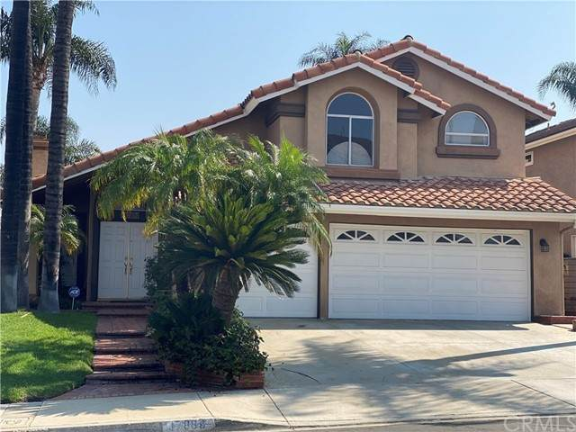 17889 Paseo Valle, Chino Hills, CA 91709 (#TR21200184) :: Wannebo Real Estate Group