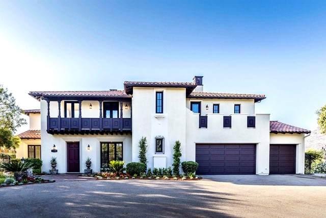 17886 Camino De La Mitra, Rancho Santa Fe, CA 92067 (#NDP2110598) :: Windermere Homes & Estates