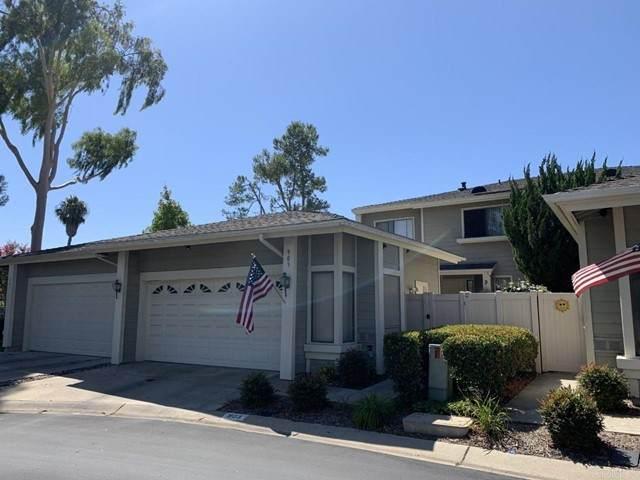 903 Wentworth Circle, Vista, CA 92081 (#NDP2110614) :: The Todd Team Realtors