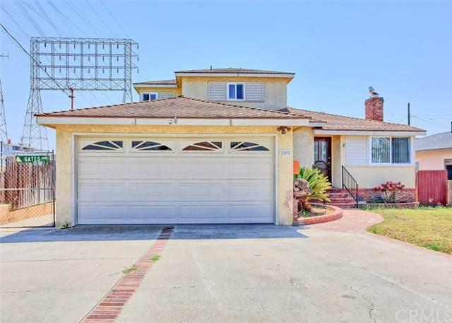 2502 Gates Avenue, Redondo Beach, CA 90278 (#SB21201336) :: SD Luxe Group