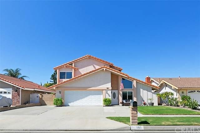 181 N Avenida Pina, Anaheim Hills, CA 92807 (#NP21196267) :: SD Luxe Group