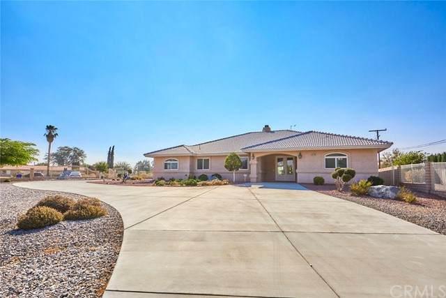 14712 Tigertail Road, Apple Valley, CA 92307 (#CV21202954) :: Windermere Homes & Estates