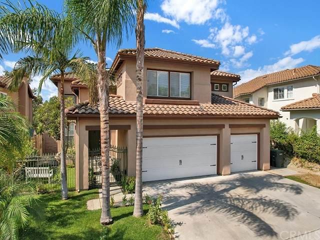 11 San Gabriel, Rancho Santa Margarita, CA 92688 (#OC21203485) :: Keller Williams - Triolo Realty Group