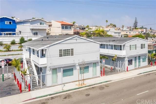 1509 Aviation Blvd, Redondo Beach, CA 90278 (#SB21203659) :: SD Luxe Group
